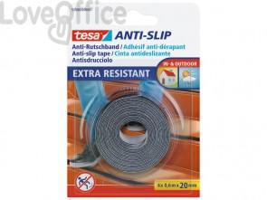 Nastro antisdrucciolo tesa Strisce Antiscivolo 10 mm x 60 cm nero conf. da 4 - 55586-00001-11