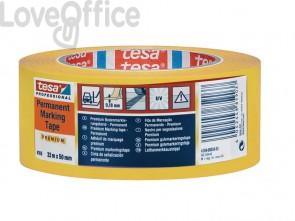 Nastri per mascheratura tesa tesaflex® 4169 Premium 50 mm x 33 m PVC giallo 04169-00058-93