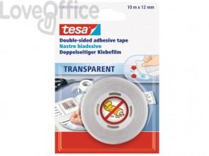 Nastri biadesivi tesa OPP trasparente 12mm x 10m 64621-00000-04