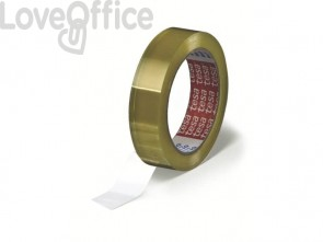 Nastri adesivi trasparenti tesa 4204 in PVC rigido 19 mm x 66 m 04204-00010-00