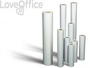 Carta plotter Rotomar per grandi formati 42 cm x 150 mt 80 g/m² conf. da 2 rotoli - PLTOP0420150802