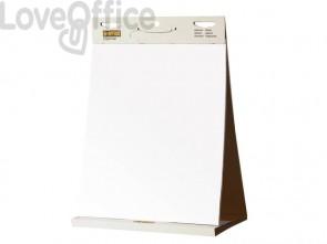 Lavagna da tavolo Bi-Office in carta autoadesiva 58,5x50 cm bianco FL148303