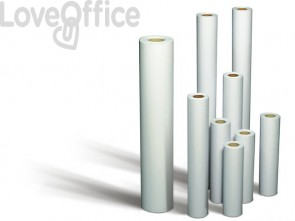 Carta plotter Rotomar 106,7 cm x 50 mt  90 g/m² - PLTOC106750G901
