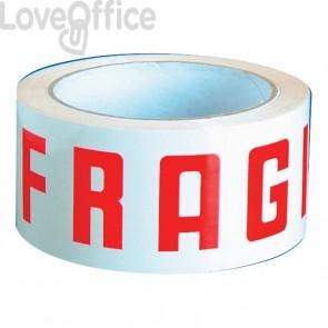 Nastro adesivo personalizzato con scritta Vinyl  Syrom - Fragile