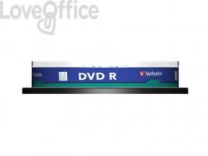 DVD-R M-Disk Verbatim 4.7 GB  in confezione da 10 dvd-r - 43824