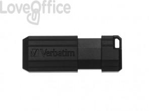 Chiavetta USB PinStripe 2.0 Verbatim 64 GB 49065