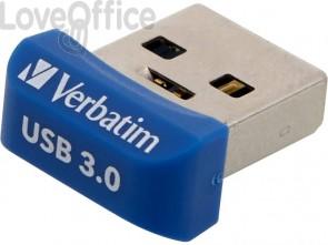 Chiavetta USB 3.0 Store 'n' Stay Nano Verbatim 32 GB 98710