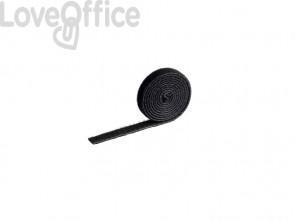 Nastri fermacavi a strappo DURABLE CAVOLINE GRIP 10 nero 1m x 10mm (conf. da 10)