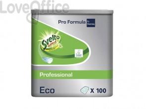 Detergente per lavastoviglie 3 in 1 Svelto ECO Professional 100 pastiglie 20 g bianco - 100904028