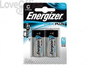 Batterie ENERGIZER Max Plus C  conf. da 2 - E301324200