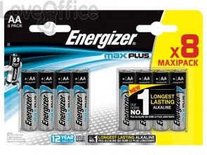 Batterie ENERGIZER Max Plus AA  conf. da 8 - E301324600