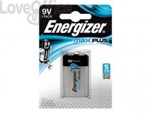 Batteria ENERGIZER Max Plus 9V  E301323300