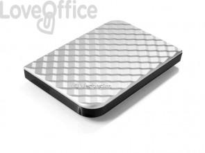 Hard Disk Esterno Store'n Go 3.0 Verbatim 2 TB - argento 53198