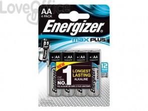Batterie ENERGIZER Max Plus AA  conf. da 4 - E301323600