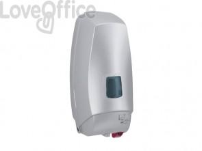Dispenser elettronico ad infrarossi per detergenti liquidi Gel igienizzante/sapone con 6 cartucce GEL da 1 Litro