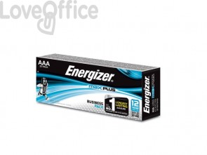 Batterie ENERGIZER Max Plus AAA - E301322900 (conf.20)