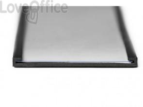 Porta etichette magnetici DURABLE C-PROFILE 20 antracite Lunghezza 200 mm x h 20 mm  conf. 5 - 171058
