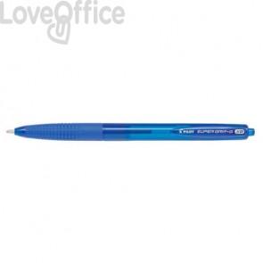 Penna a sfera a scatto Super Grip G punta XB blu 1731