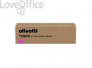 Toner Olivetti magenta B0820