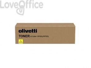 Toner Olivetti giallo B0819