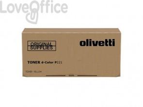 Toner TK-540Y Olivetti giallo B0764