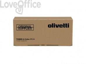 Toner TK-540K Olivetti nero  B0763