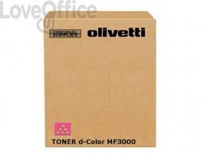 Toner Olivetti magenta  B0893