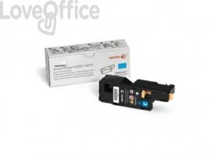 Toner Xerox ciano 106R01627