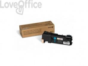Toner alta capacità Xerox ciano  106R01594