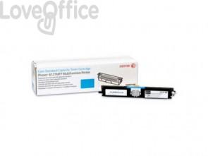 Toner alta capacità Xerox ciano  106R01466