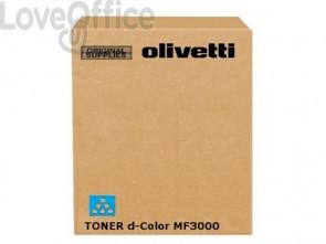 Toner Olivetti ciano B0892