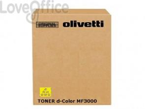 Toner Olivetti giallo B0894