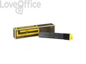 Toner TK-8600Y Kyocera-Mita giallo  1T02MNANL0