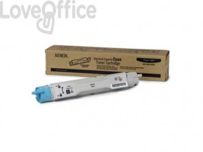 Toner Xerox ciano  106R01214