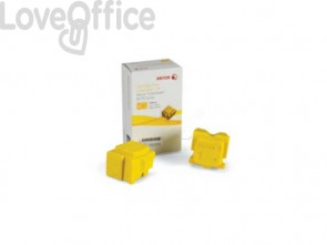 Stick solid ink 8570 Xerox giallo  108R00933