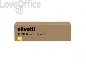 Toner Olivetti giallo B0534
