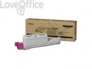 Toner alta capacità Xerox magenta 106R01219