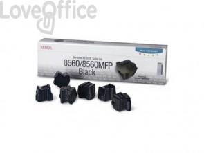 Stick solid ink Xerox nero  Conf. 6 - 108R00727