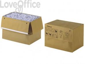 Sacchetti riciclabili per distruggidocumenti Rexel 50 L - 2102441 (conf. da 50)