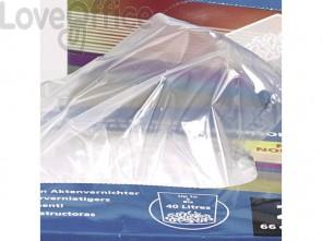 Sacchetti di plastica per distruggidocumenti Rexel AS 40 L conf. da 100 - 40060