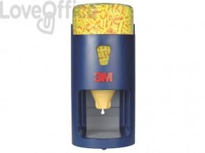 Dispenser per inserti auricolari 3M blu  391-0000