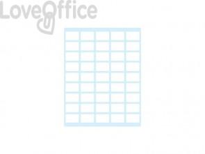 Etichette scrivibili a mano TICO 22x14 mm bustina da 10 fogli - E-2214