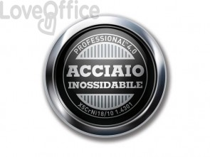 Datario autoinchiostrante personalizzabile TRODAT 5430/L in acciaio 41x24 mm blu-rosso - 131659