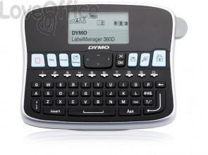 Etichettatrice portatile Dymo Label Manager 360D S0879470