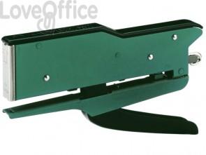 Cucitrice a pinza ZENITH 548/E Verde-Nero 215481035
