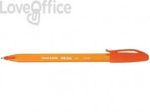 Penne a sfera stick Paper Mate Inkjoy 100 CAP ULV M 1 mm assortiti confezione da 12 - S0975420