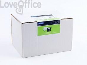 Rotoli da 260 etichette Dymo LabelWriter Indirizzi Estesi 36x89 mm bianco value Park da 24 - S0722390