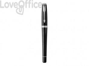 Penna Stilografica Parker Urban Premium Pennino M Ebony Metal CT 1931612
