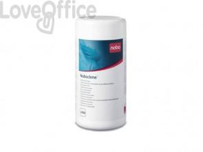 Salviette detergenti lavagne bianche Nobo Noboclene conf. da 100 - 1901438