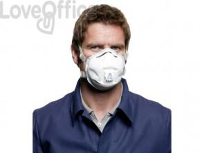Respiratore monouso 3M FFP2 con valvola n/a 9928
